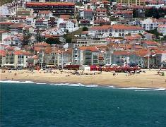 Nazare from a cruise tour