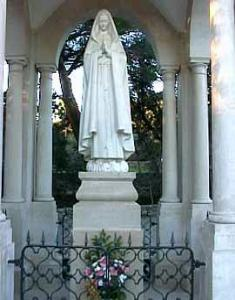 Apparition of Our Lady of Fatima in August 19th, 1917