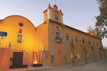 Historical accommodation in Portugal: Tavira - Convento da Gra�a pousada.