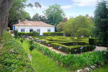 Nature accommodation in Portugal: Pousada de Santiago do Cacém - Quinta da Ortiga