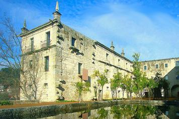 Historical accommodation in Portugal: Beja - Amares - Sta. Maria do Bouro pousada.